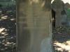 Durban - West Street Cemetery - Grave - Alexander Tufft - 1884 -    (274)