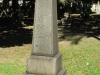 Durban - West Street Cemetery - Grave -  Captain William Douglas Bell - Port Captain -  (285)