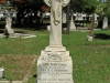 Durban - West Street Cemetery - Grave -  Dora Goble & William Robertson -  (270)