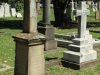 Durban - West Street Cemetery - Grave - James Alexander and Thomas Smith - 1891    (273)