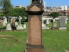 Durban - West Street Cemetery - Grave - Margaret Armstrong 1892 -  (267)