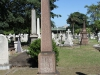 Durban - West Street Cemetery - Grave Ralph and Frances Calvert