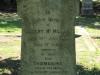 Durban - West Street Cemetery - Grave -Robert McMillan 1906 -    (279)