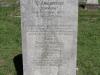 Durban - West Street Cemetery - Grave Sabella Anderson