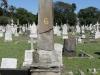 Durban - West Street Cemetery - Grave Sgt T Reen NFA 1899