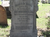 Durban - West Street Cemetery - Grave Sir David Hunter KCMG