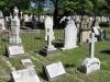 Durban - West Street Cemetery - Grave Slexon & Wenyon Family