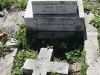 Durban - West Street Cemetery - Grave Superintendant Nuse - Hospital Ship Lismore Castle 1900