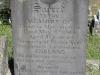 Durban - West Street Cemetery - Grave Thomas Morton 1864