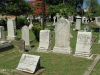 Durban - West Street Cemetery - Grave -  Young family -  (268)
