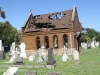Durban - West Street Cemetery - Grave and chapel....) (1)