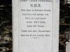 Durban - West Street Cemetery - Grave - corporal John Parkhill - NMR - 1900 of Enteric in Ladysmith -   (242)