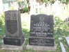Durban - West Street Cemetery - Grave s Horace (NMR) and Matilda Taplin