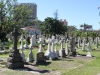 Durban - West Street Cemetery - Grave views general