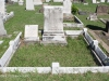 Durban - West Street Cemetery - Graves John and Matilda Cradock and Mary Hyam