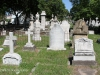 Durban - West Street Cemetery - Graves Passmore and Wenyon)