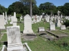 Durban - West Street Cemetery - Graves Tweedie Saker and Halt