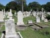 Durban - West Street Cemetery - Graves Tweedie Saker and Halt
