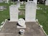 Durban - West Street Cemetery - Graves William Bazley & family