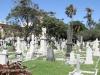 Durban - West Street Cemetery - views .