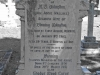 west-st-cemetary-grave-stones-flemming-aggie-johnston