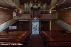 Durban Berea - St Olavs and Norwegian Hall - 774
