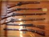 Durban Club -  Main Bar rifles