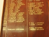 DURBAN - Collegeans & Crusaders Canoe Club - Honours Boards - Bowls - Ladies Tabs (1)