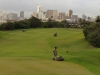 Durban Country Club - Course Photos - Fairway 1 views of Durban City beachfront (3)