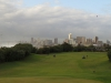 Durban Country Club - Course Photos - Fairway 1 views of Durban City beachfront (4)