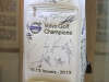 Durban Country Club -  Club images - memorabilia Volvo trophy (3)