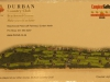 Durban Country Club -  Course Card (2)