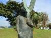 Durban DUT Campus sculpture