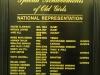 Durban Girls College - Honours Boards - National representation