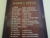 Durban Girls College - Honours Boards - Special Achievement - Academic & Sporting (2)