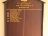 Durban Girls College - Honours Boards - The Galleon Award - beneficiaries