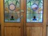 Durban Girls College - Interleading Door stain glass (2)