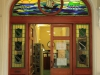 Durban Girls College - Library - Stain Glass entrance (3)