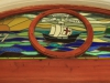 Durban Girls College - Library - Stain Glass entrance (5)