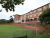 Durban Girls College -  Main School field and academic block (2)