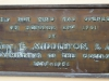 Durban Girls College -  Miss Middleton - New Wing plaque 1961