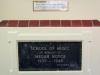 Durban Girls College - Music School - Megan Noyce - Plaque 1937-1945