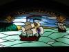 Durban Girls College - Stain Glass Door arches (4)