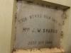 Brickfield - 123 Jan Smuts Avenue -  Church - Mrs JW Sparks 1900