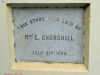 Brickfield - 123 Jan Smuts Avenue -  Church - Stone Mrs E Churchill - 1900