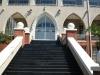Durban - Berea - Nazareth House - main steps