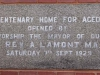 Bartle House 1929 - Durban Home for Men - 300 Bartle Road - Foundation Plaques (1)