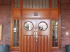 Bartle House 1929 - Durban Home for Men - 300 Bartle Road - Main entrance door (3)
