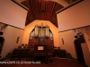 Manning Road Methodist Church organ. (1)