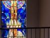 Manning Road Methodist Church stain glass windows (3)